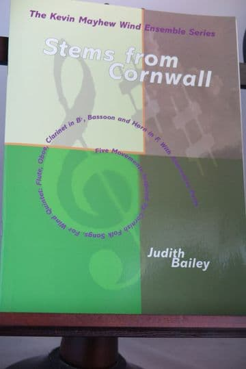 Bailey J - Stems from Cornwall for Wind Quintet